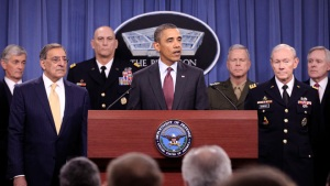 Obama is Commander-in-Chief